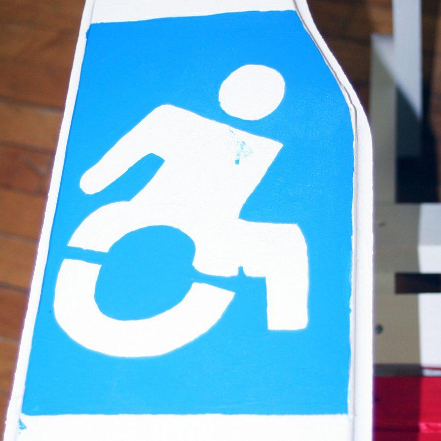 Muskoka Chair Accessibility Symbol